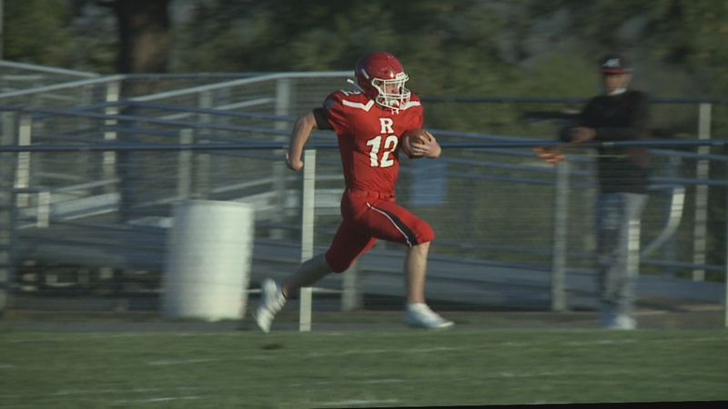 The Stuarts Draft and Riverheads football teams claimed region titles Friday night.
