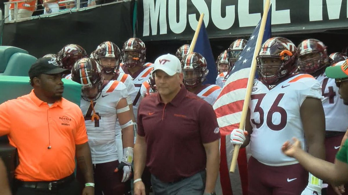 The Virginia Tech football team announced its early signing class Wednesday.