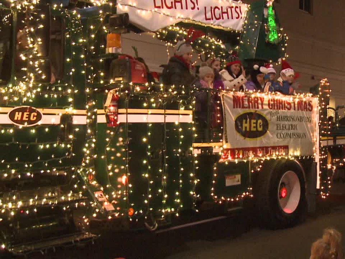 Harrisonburg Christmas Parade 2020 Harrisonburg announces updated holiday parade plans