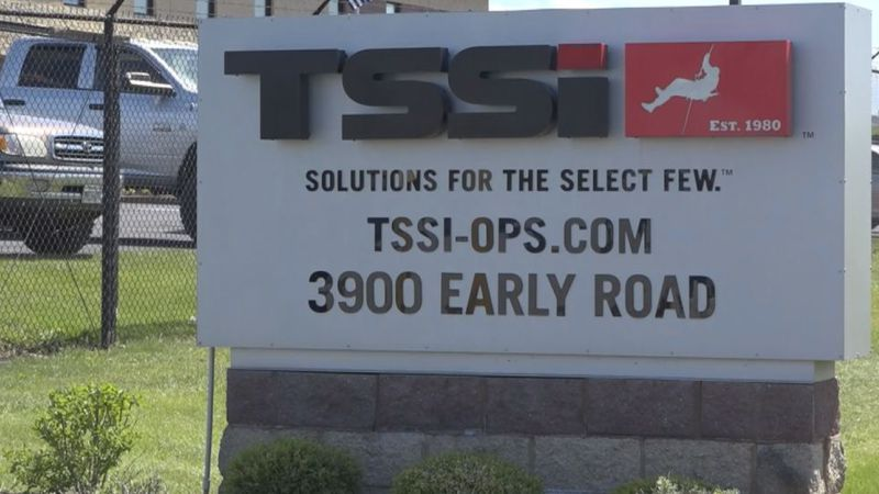 TSSI was acquired by Noble Supply & Logistics