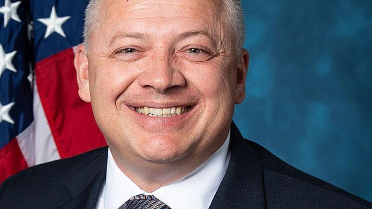 Congressman Denver Riggleman considers run for Virginia governor.