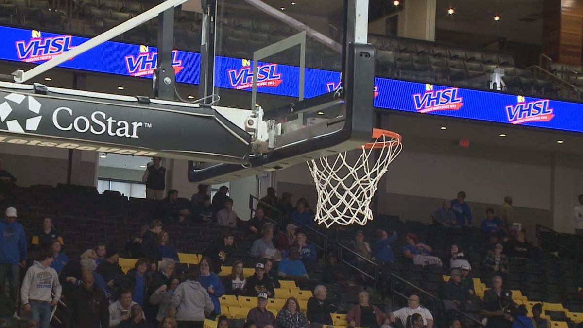 The VHSL Basketball State Finals are still on as scheduled, according to a statement released from Virginia High School Sports League Wednesday afternoon.