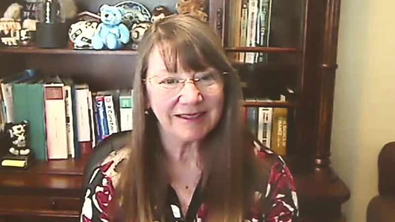JMU finance professor Pam Drake explains concerns about the national debt and inflation with...