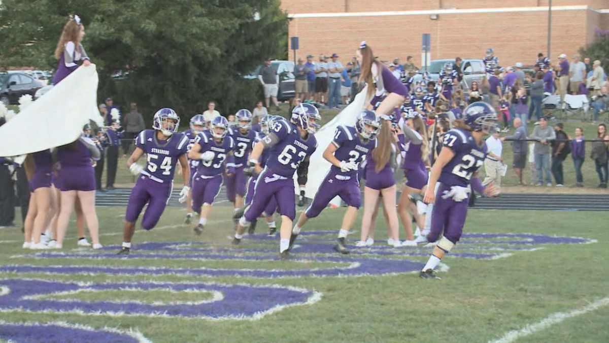 High school football teams in the Shenandoah Valley are preparing for a season in the spring of...