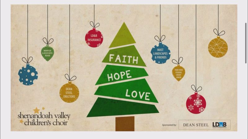 SVCC will hold its Christmas concert virtually this year.