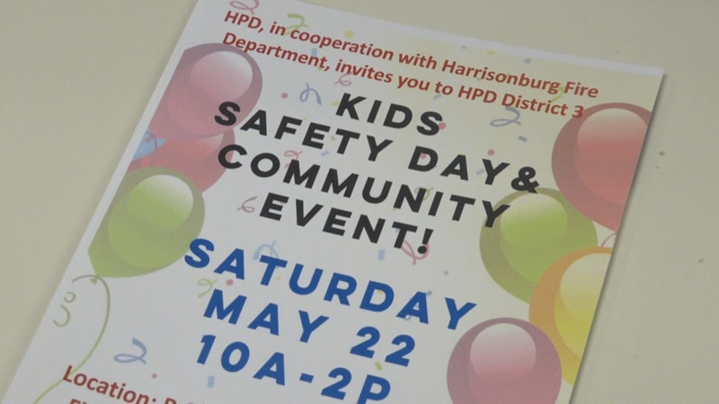 HPD invites those living in District 3 to its Kids Safety Day and Community event happening on...