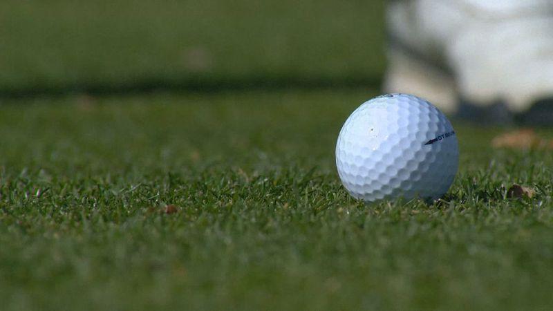 Spring golf season