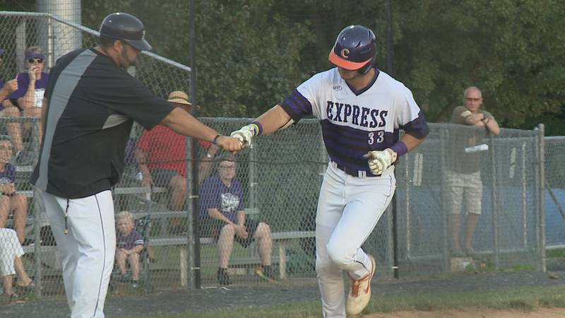 Valley Baseball League & RCBL scores from Thursday, June 24.