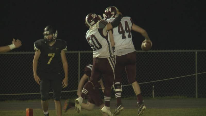 Buffalo Gap hosts Luray for this Game of the Week.