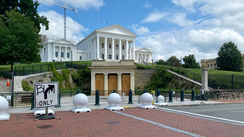 The special session of the Virginia General Assembly is nearing the end.