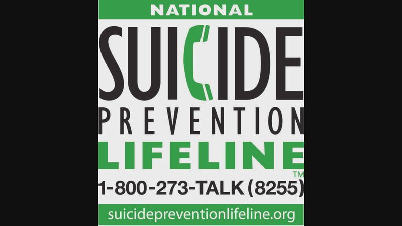 September is National Suicide Prevention Month.