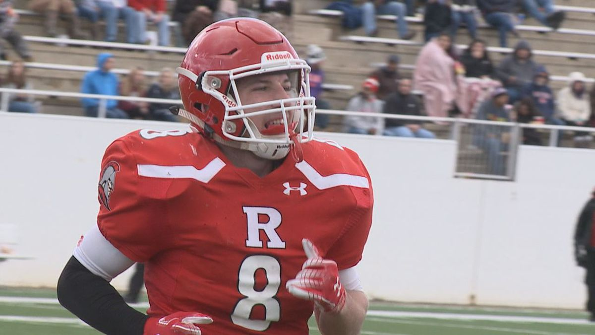 Riverheads junior running back Zac Smiley was named the Class 1 Offensive Player of the Year.