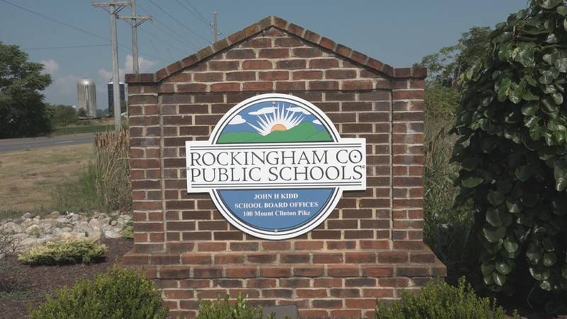 Monday night's Rockingham County School Board meeting was moved to the Spotswood High School...