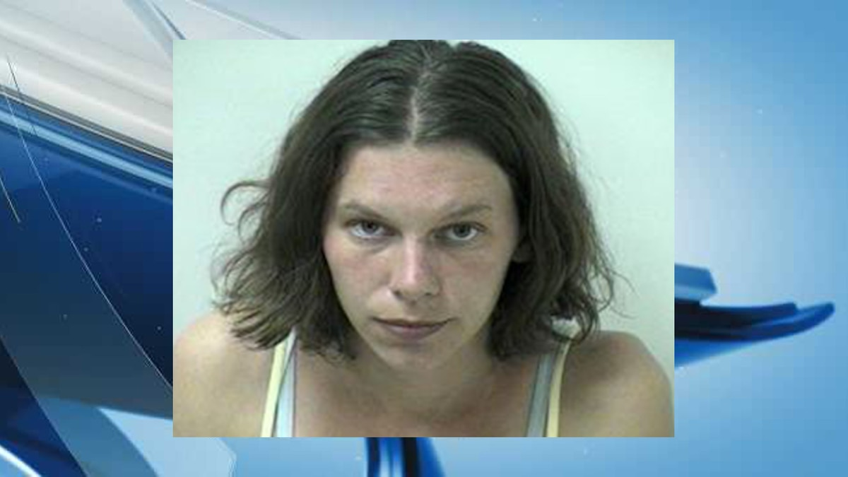 Candice J. Short, 38, is wanted by the local police.