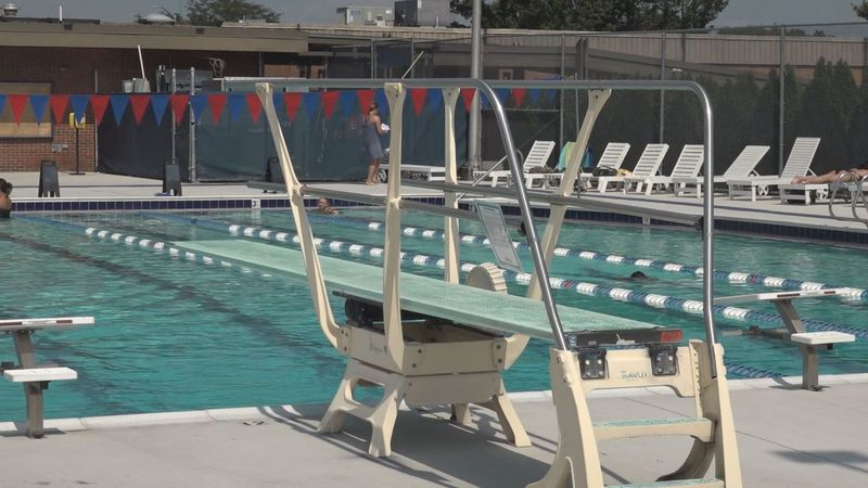 Westover Pool will be open with limited capacity. | Credit: WHSV