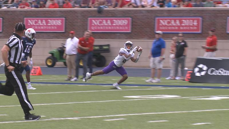 Kris Thornton is perhaps the MVP of the James Madison offense through the first six games of...