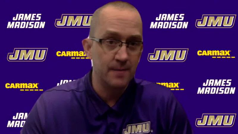 DIGITAL EXTRA: JMU women's basketball coach Sean O'Regan postgame presser - Buffalo (11/30/20)