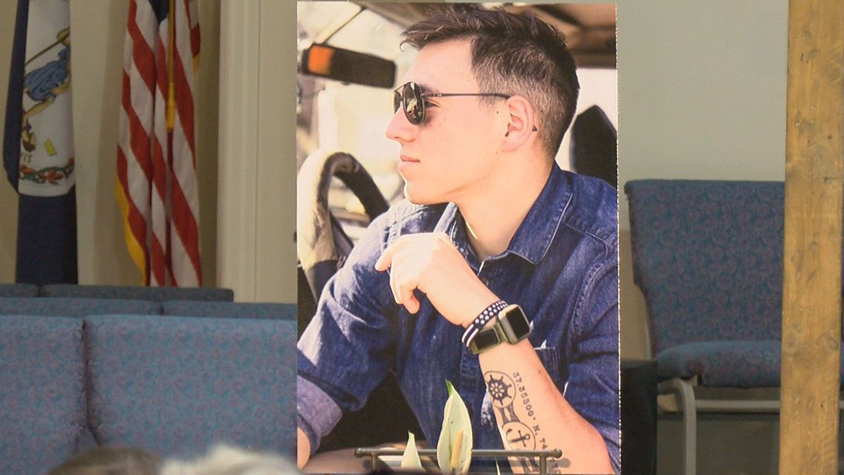 Loved ones remember 20-year-old Sean O'Hare, who died on April 25th in Lynchburg.