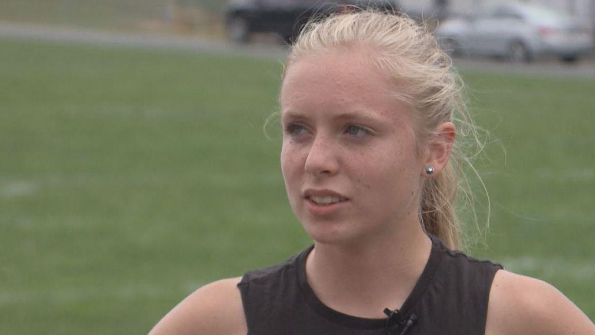 Burger King Student Athlete of the Week - Annika Fisher, Buffalo Gap High School