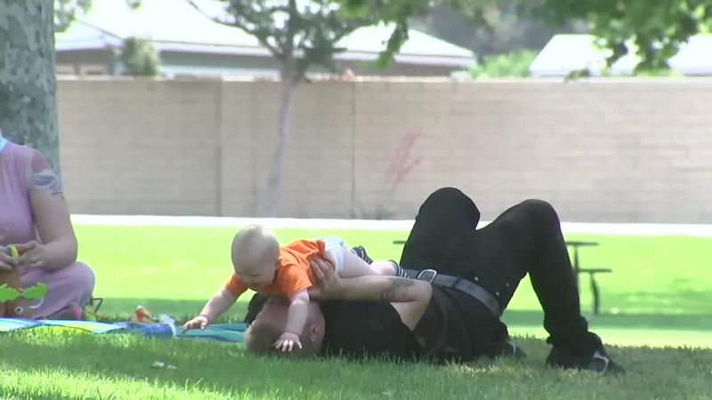 Temperatures will surpass 100 in many areas of the state