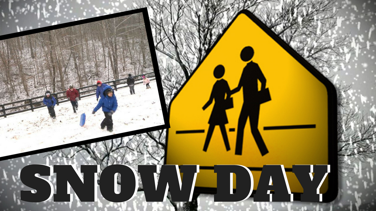 Staunton City School leaders say virtual learning may continue on some snow days.