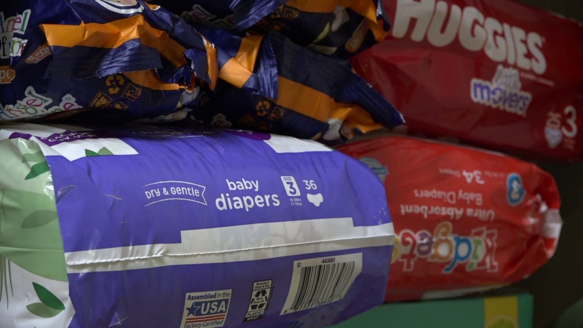 Baby Hope will provide baby essentials like diapers, wipes, and formula at no cost to families...