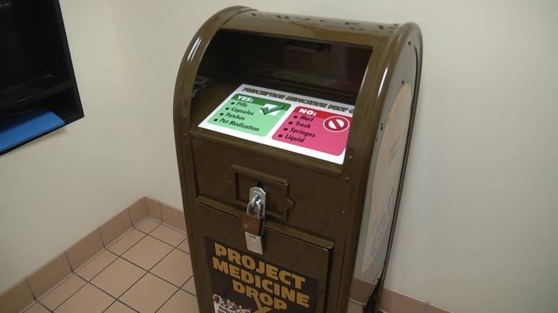 The Staunton Courthouse has a new drop box for prescription medication, providing a safe way to...
