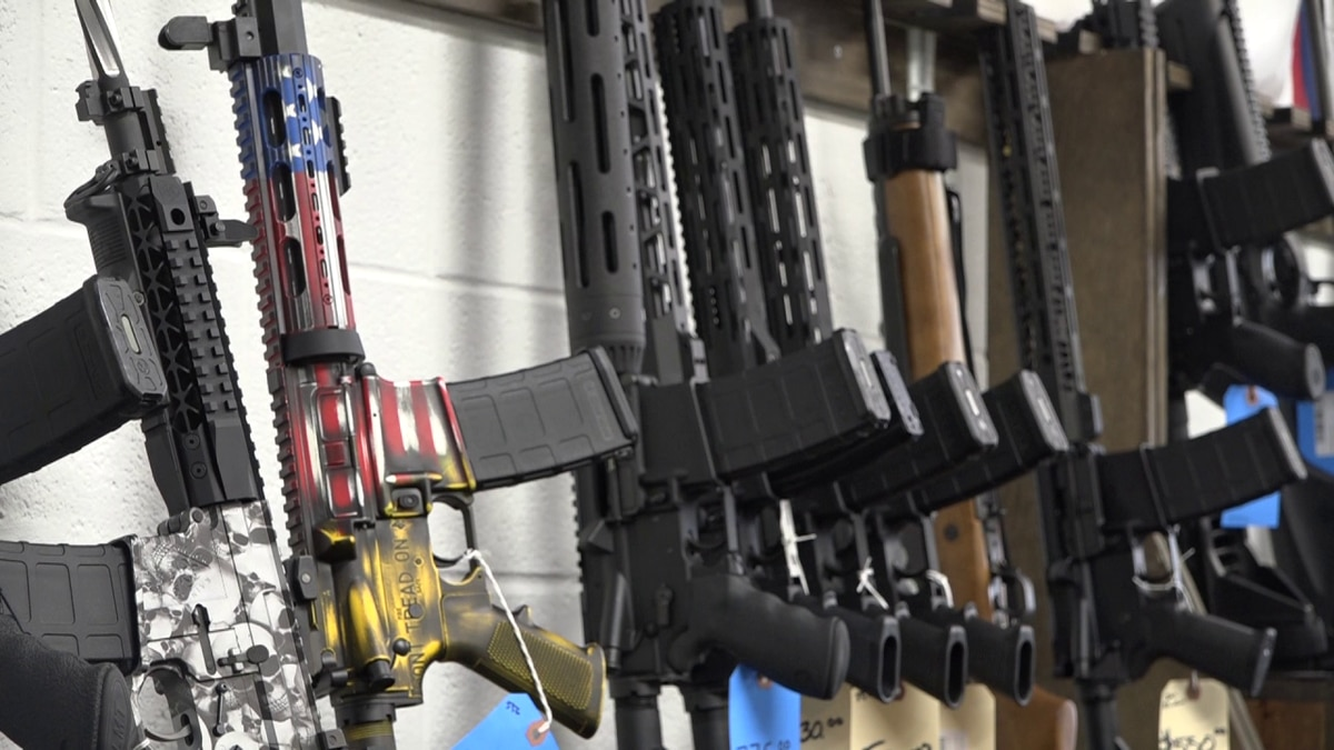 Liberty Arms said many of their customers the last few months have been first-time gun owners.