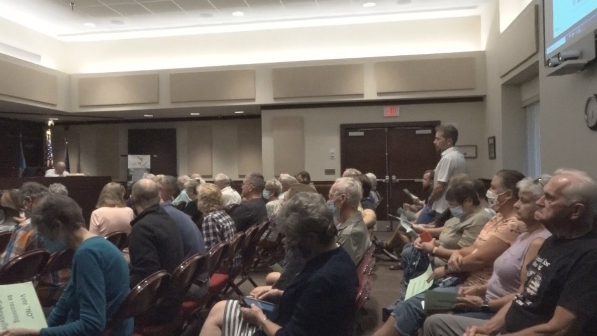 Rockingham County planning commission meeting 9/7/21