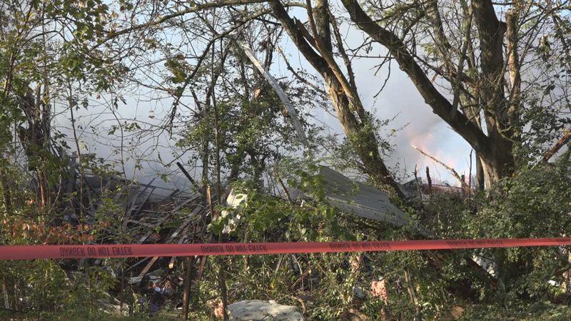 Columbia Gas investigates explosion