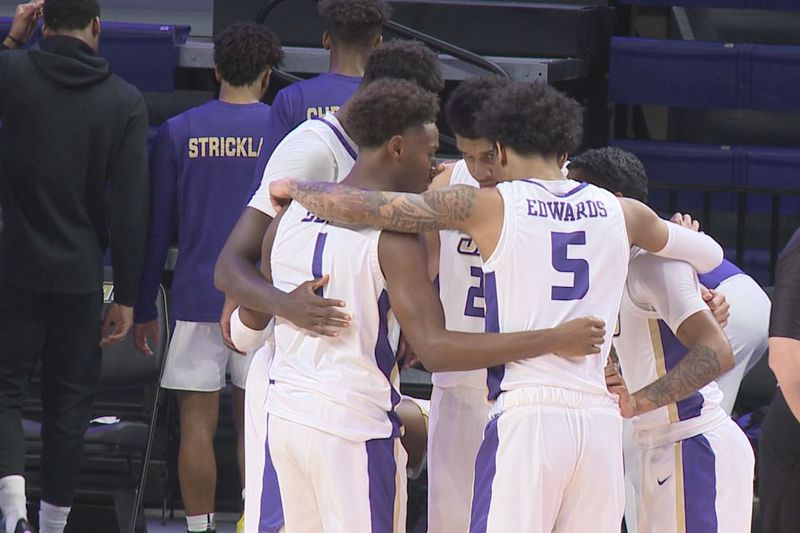 The James Madison men's basketball team has made another change to its 2020-2021 schedule.