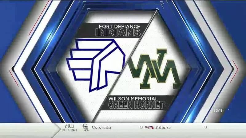 H.S. Volleyball Highlights: Fort Defiance vs. Wilson Memorial (9/16/21)