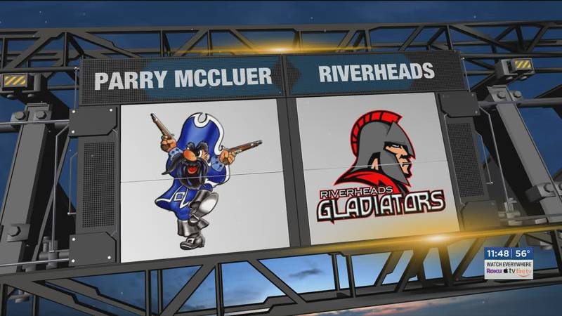 Riverheads played Parry McCluer in week two.