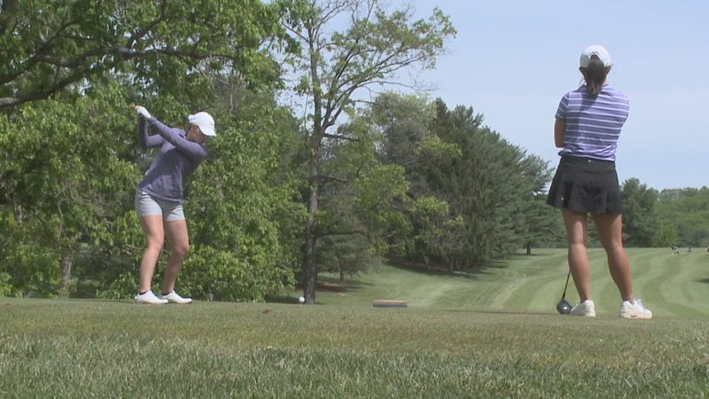 The James Madison women's golf team is preparing to compete in the NCAA Louisville Women's Golf...