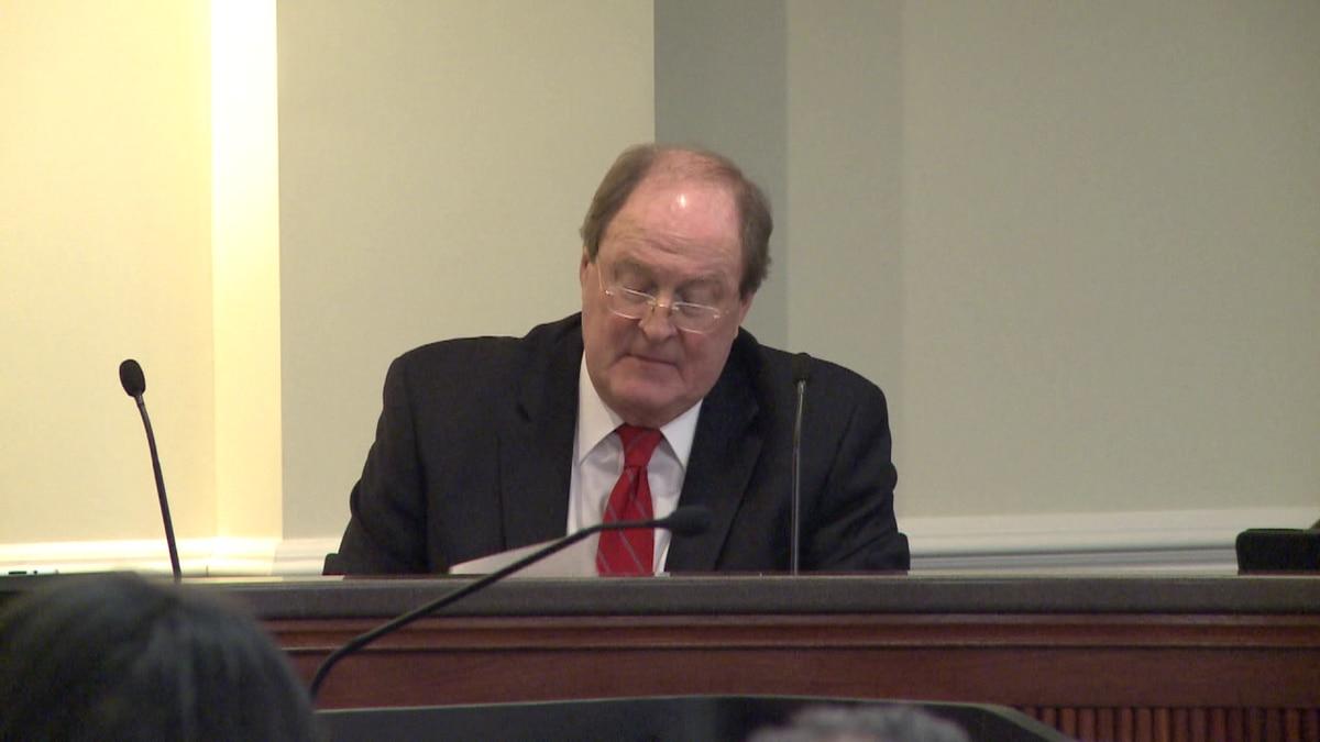 George Hirschmann, Harrisonburg City Councilmember