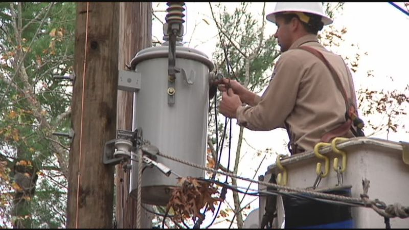 Harrisonburg Electric assesses all their power lines every 2 to 3 years to make sure trees are...