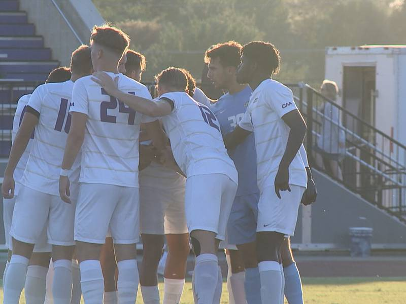 One of the best men's college soccer teams in the country is located in Harrisonburg.