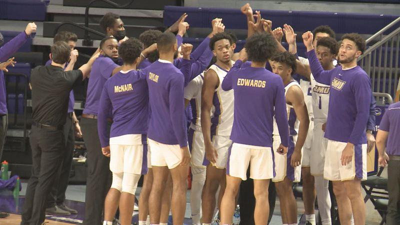The James Madison men's basketball team added another transfer Tuesday evening.