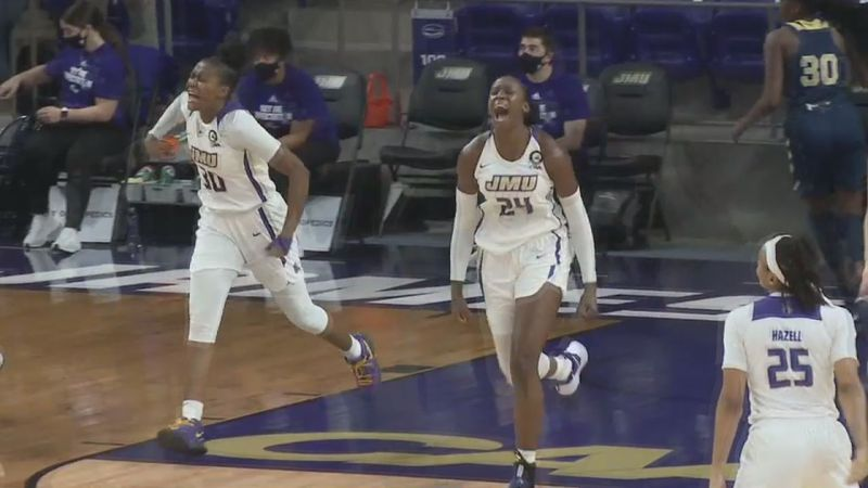 James Madison women's basketball not satisfied with splitting any series.