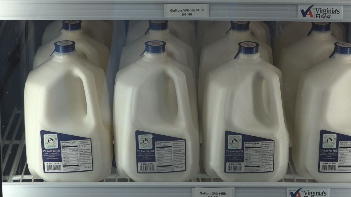 """If passed, the bill would narrow the definition of milk to come from a """"healthy hooved animal."""" 