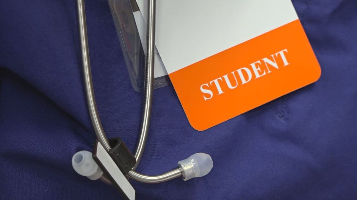 For seniors graduating this semester, many have already started their direct clinical hours.