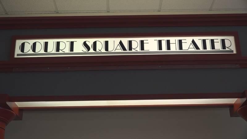 Court Square Theater in Harrisonburg