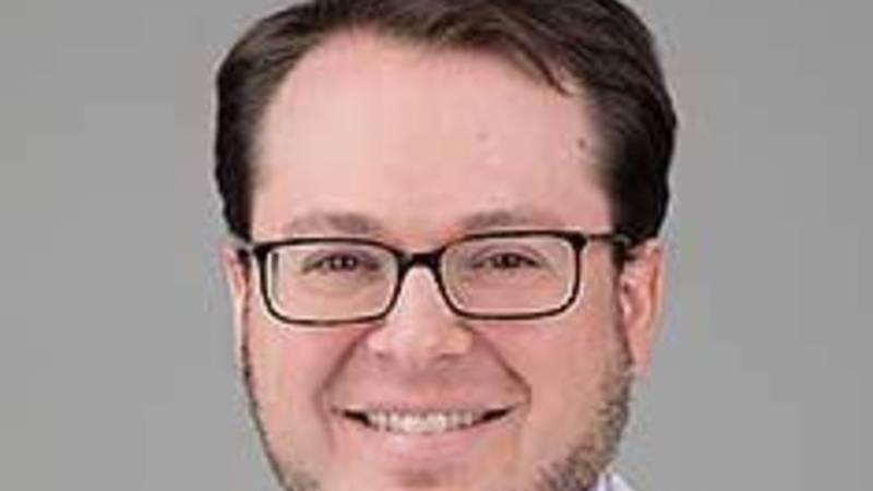 David Lapides. Photo courtesy UVA Health